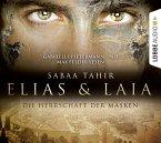 Die Herrschaft der Masken / Elias & Laia Bd.1 (4 Audio-CDs)