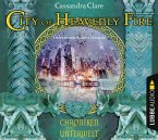 City of Heavenly Fire / Chroniken der Unterwelt Bd.6 (6 Audio-CDs)