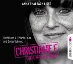 Christiane F. Mein zweites Leben, 4 Audio-CDs