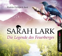 Die Legende des Feuerberges / Feuerblüten Trilogie Bd.3 (8 Audio-CDs) - Lark, Sarah