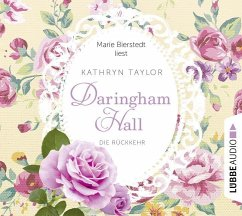 Die Rückkehr / Daringham Hall Bd.3 (4 Audio-CDs) - Taylor, Kathryn