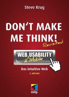 Don´t make me think! (eBook, PDF)