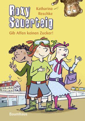 Buch-Reihe Roxy Sauerteig von Katharina Reschke