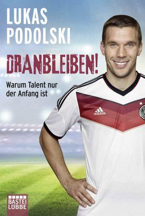 Lukas Podolski Buch