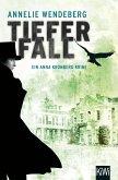 Tiefer Fall / Anna Kronberg & Sherlock Holmes Bd.2