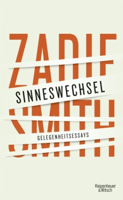 Sinneswechsel - Smith, Zadie