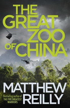 The Great Zoo Of China (eBook, ePUB) - Reilly, Matthew