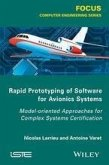 Rapid Prototyping Software for Avionics Systems (eBook, ePUB)