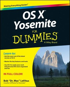OS X Yosemite For Dummies (eBook, ePUB) - Levitus, Bob