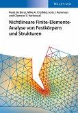 Nichtlineare Finite-Elemente-Analyse von Festkörpern und Strukturen (eBook, PDF)