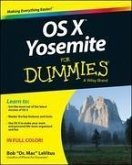 OS X Yosemite For Dummies (eBook, PDF)