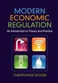 Modern Economic Regulation (eBook, PDF)
