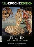 GEO Epoche Edition Italien und seine Meisterwerke
