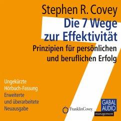 Die 7 Wege zur Effektivität (MP3-Download) - Covey, Stephen R.; Roethe, Angela; Pross-Gill, Ingrid