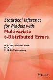 Statistical Inference for Models with Multivariate t-Distributed Errors (eBook, PDF)