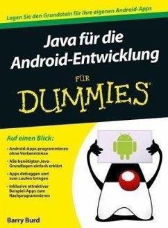 Java für die Android-Entwicklung für Dummies (eBook, ePUB) - Burd, Barry