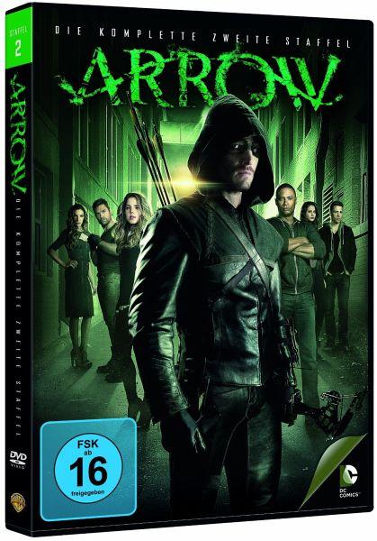 Arrow Episodenguide Staffel 2