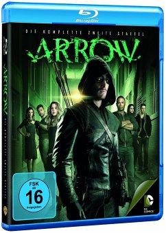 Arrow - Die komplette zweite Staffel - Stephen Amell,Katie Cassidy,David Ramsey