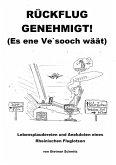 Rückflug genehmigt! (Es ene Ve'sooch wäät) (eBook, ePUB)