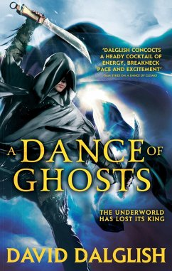 A Dance of Ghosts (eBook, ePUB) - Dalglish, David