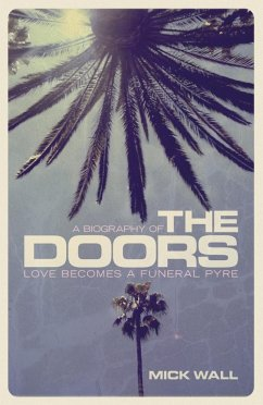 Love Becomes a Funeral Pyre (eBook, ePUB) - Wall, Mick