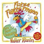 Flitze Flattermann, 1 Audio-CD