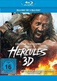 Hercules (Blu-ray 3D, + Blu-ray 2D)