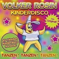 Kinderdisco - Das Original!, 1 Audio-CD - Rosin, Volker