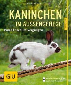 Kaninchen im Außengehege - Wegler, Monika