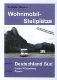 Wohnmobil-Stellplätze 18. Deutschland Süd