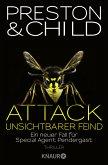 Attack - Unsichtbarer Feind / Pendergast Bd.13