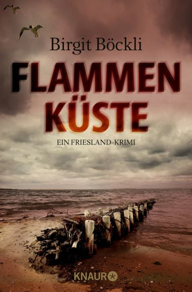 Buch-Reihe Friesland-Krimi von Birgit Böckli