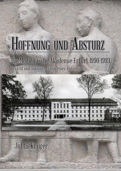 Hoffnung und Absturz - Krüger, Jutta