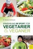 Ernährung im Sport für Vegetarier und Veganer (eBook, ePUB)