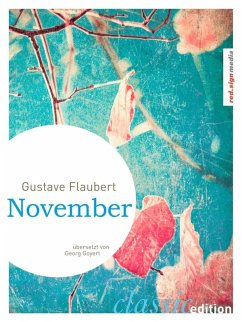 November (eBook, ePUB) - Flaubert, Gustave