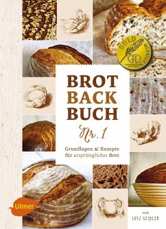 Brotbackbuch Nr. 1 (eBook, PDF) - Geißler, Lutz