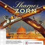 Sharpes Zorn / Richard Sharpe Bd.11 (9 Audio-CDs)