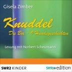 Knuddel - Die Box mit 9 Hundegeschichten (MP3-Download)