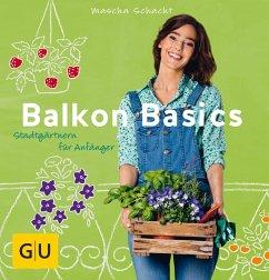 Balkon Basics - Schacht, Mascha