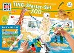 TING Starterset Im Zoo. Buch und Hörstift