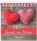 365 x kommt von Herzen