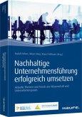 Nachhaltige Unternehmensführung erfolgreich umsetzen
