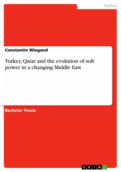 Turkey, Qatar and the evolution of soft power in a changing Middle East