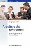 Arbeitsrecht für Vorgesetzte (eBook, ePUB)