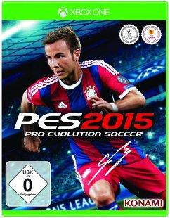 PES 2015 Budget (Xbox One)