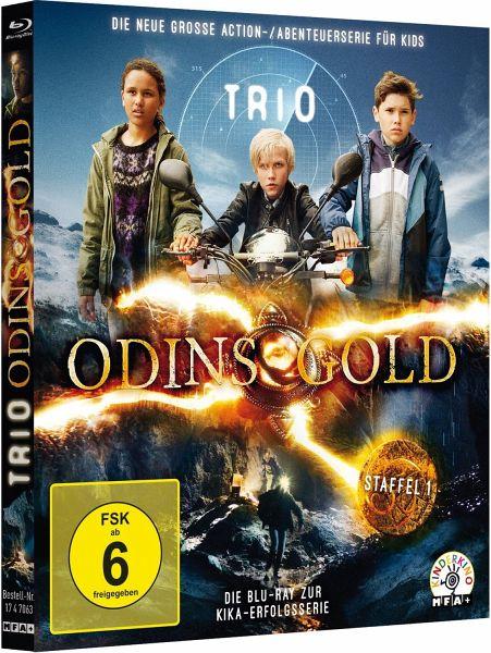 Trio Odins Gold
