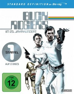 Buck Rogers in the 25th century - Staffel 1 BLU-RAY Box - Diverse