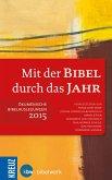 Mit der Bibel durch das Jahr 2015 (eBook, ePUB)