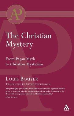 The Christian Mystery (eBook, PDF) - Bouyer, Louis
