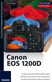 Foto Pocket Canon EOS 1200D (eBook, PDF)